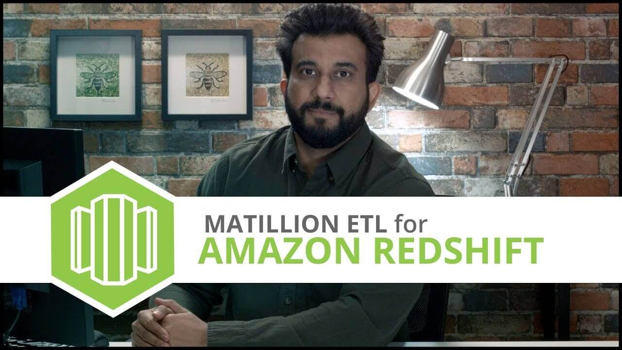 Tutorial | JIRA Query Component | Matillion ETL for Amazon Redshift