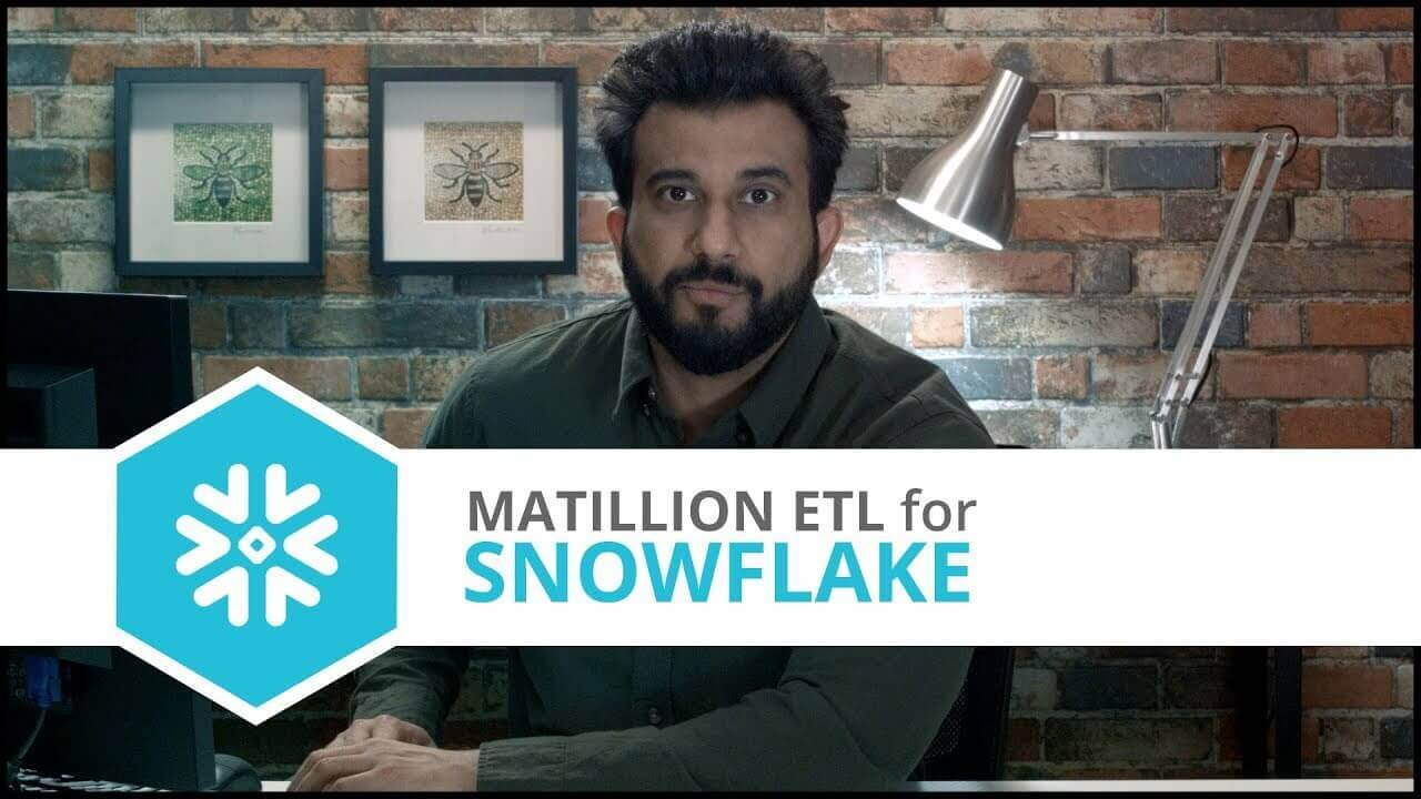 Tutorial | JIRA Query Component | Matillion ETL for Snowflake