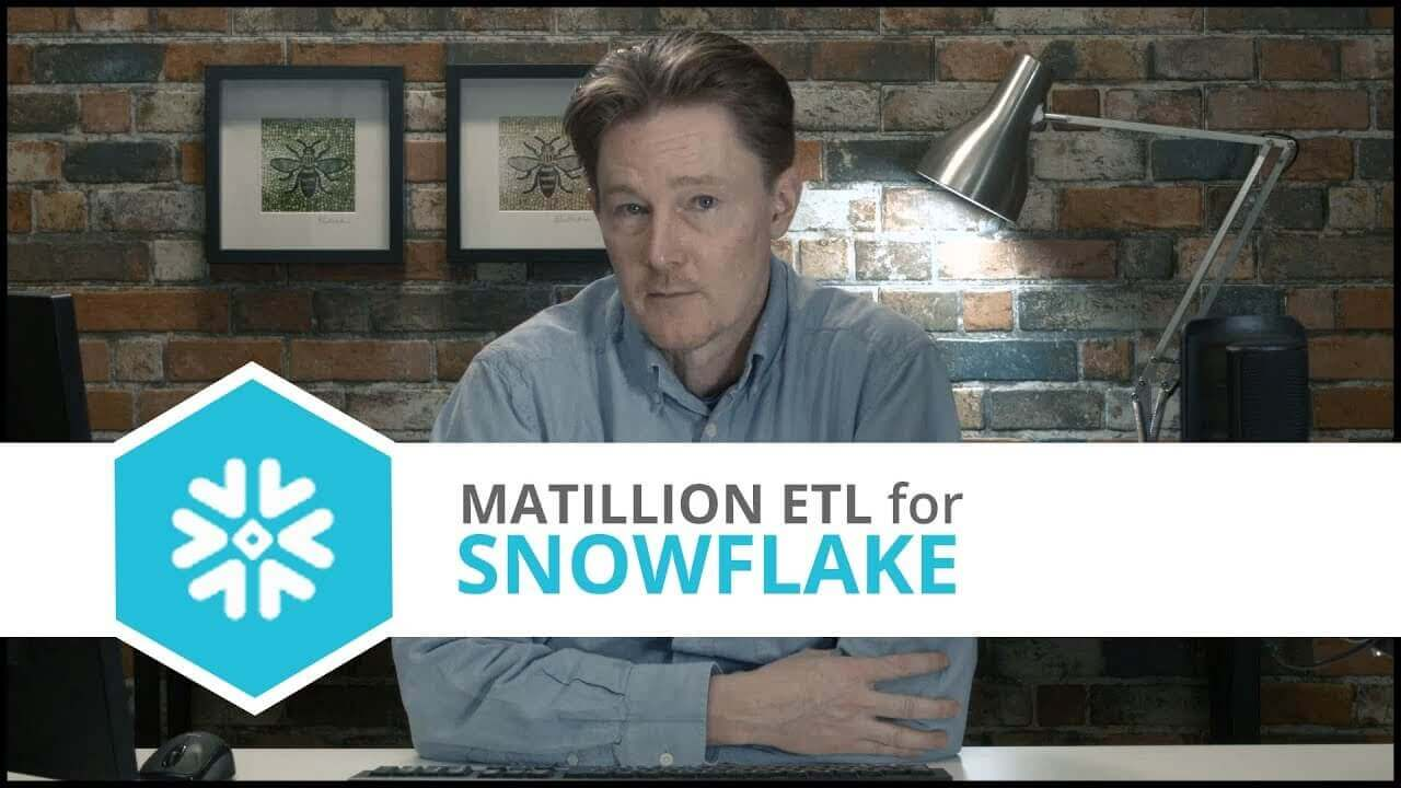 Tutorial | Late Arriving Dimensions | Matillion ETL for Snowflake