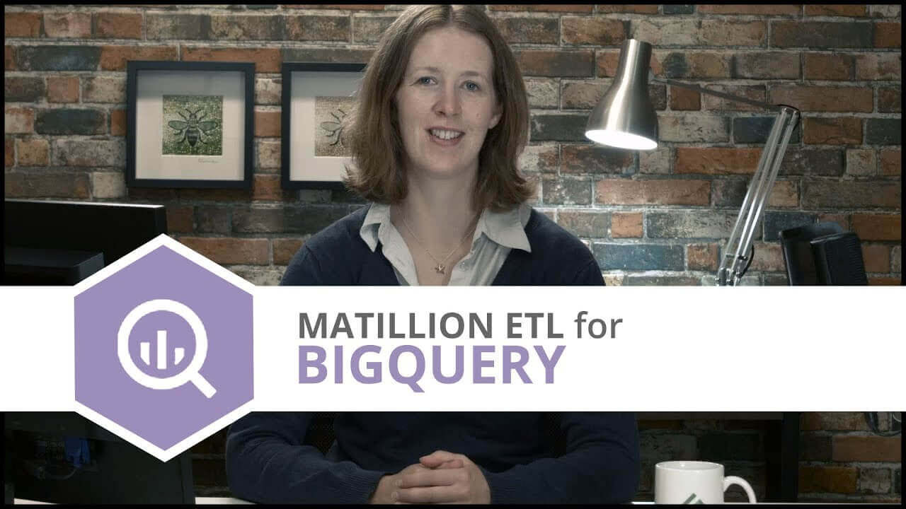 Tutorial |  Loading JSON Files | Matillion ETL for BigQuery
