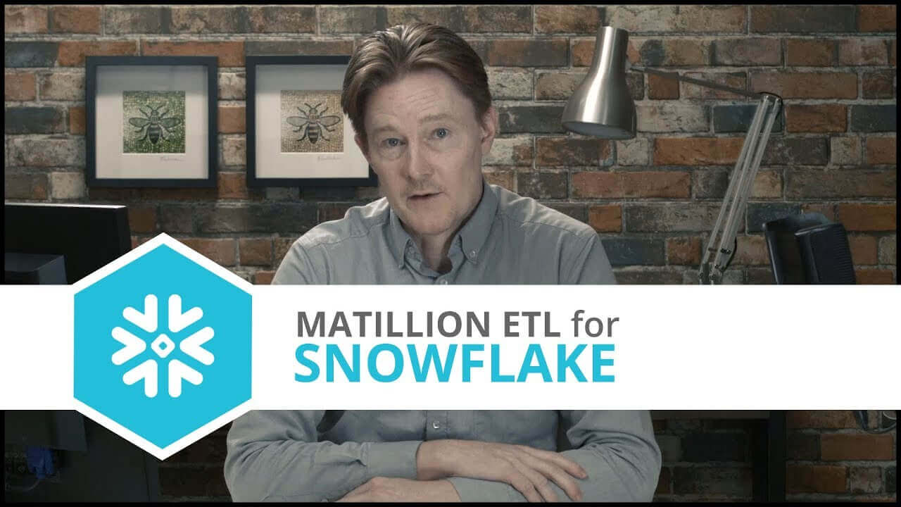 Tutorial | Loading Parquet Data | Matillion ETL for Snowflake