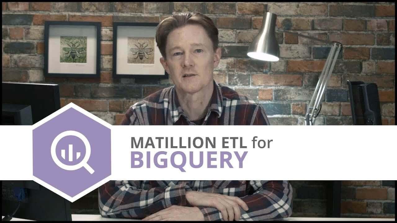 Tutorial | Loading Twitter Data | Matillion ETL for BigQuery