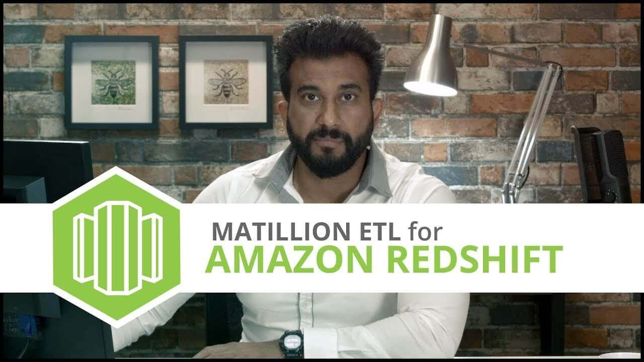 Tutorial | Mailchimp Query Component | Matillion ETL for Amazon Redshift