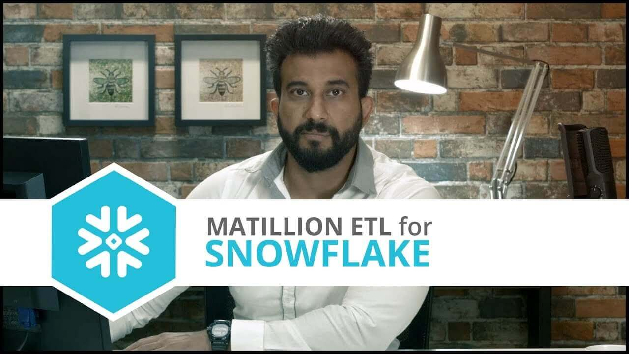 Tutorial | Mailchimp Query Component | Matillion ETL for Snowflake