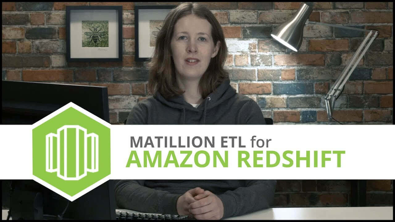 Tutorial | Marketo Query Component | Matillion ETL for Amazon Redshift