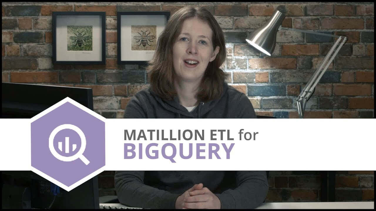 Tutorial | Marketo Query Component | Matillion ETL for BigQuery