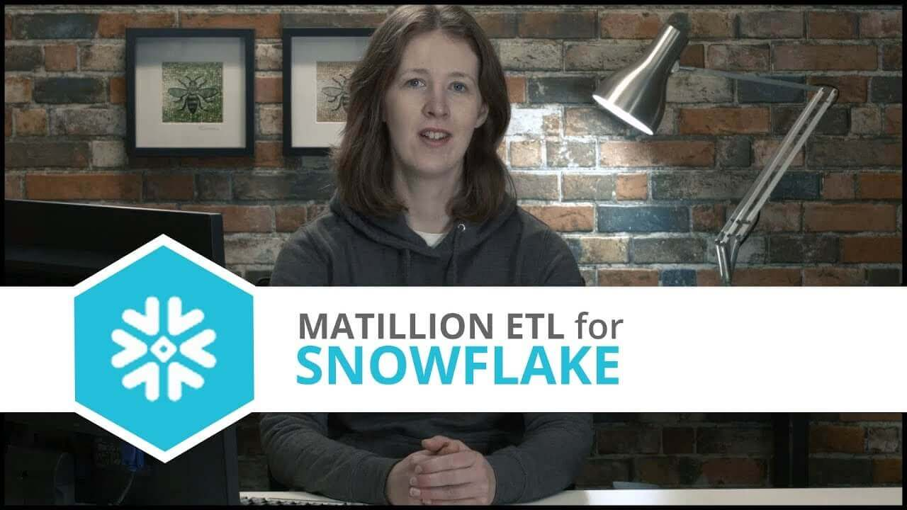 Tutorial | Marketo Query Component | Matillion ETL for Snowflake