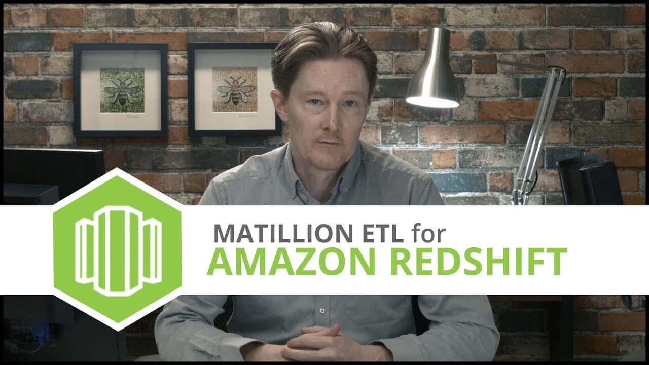 Tutorial   Mercurial   Matillion ETL for Amazon Redshift