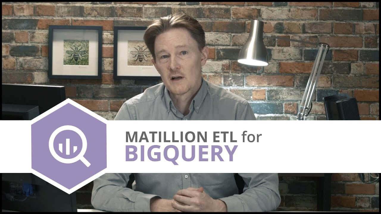 Tutorial | Mercurial | Matillion ETL for BigQuery