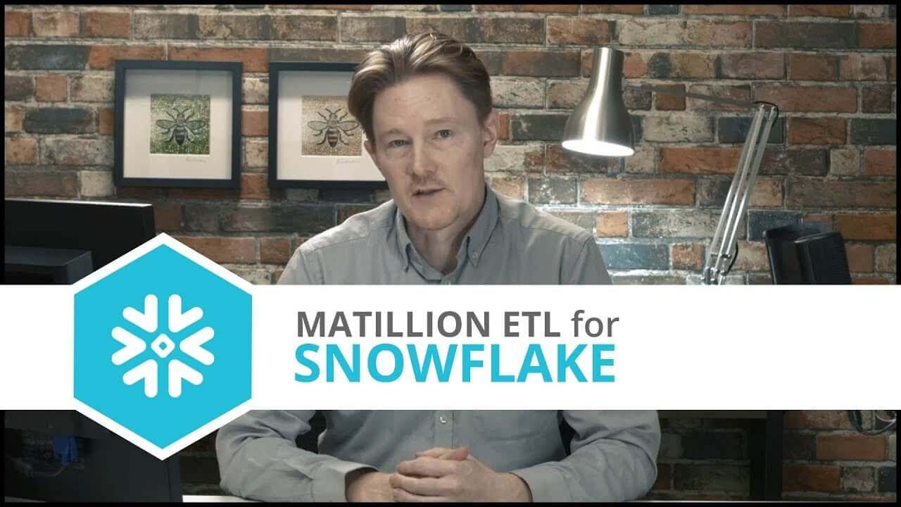 Tutorial | Mercurial | Matillion ETL for Snowflake