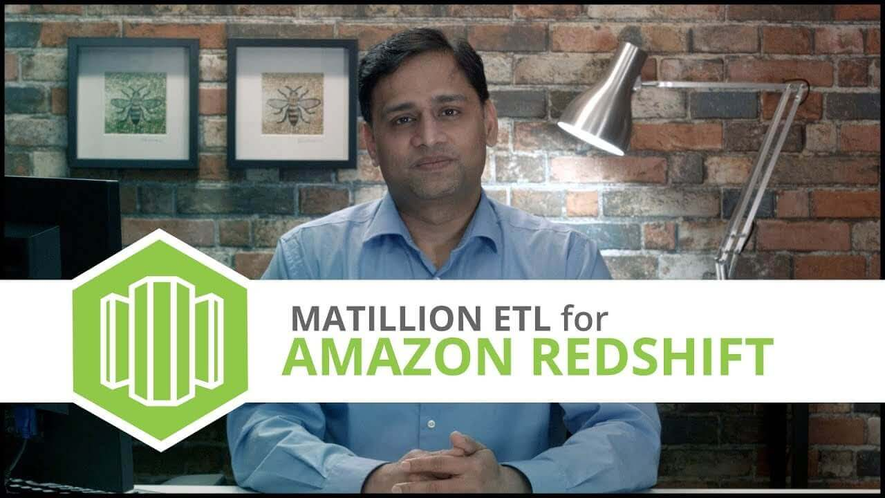 Tutorial | Microsoft SQL Server: Database Query Component | Matillion ETL for Amazon Redshift