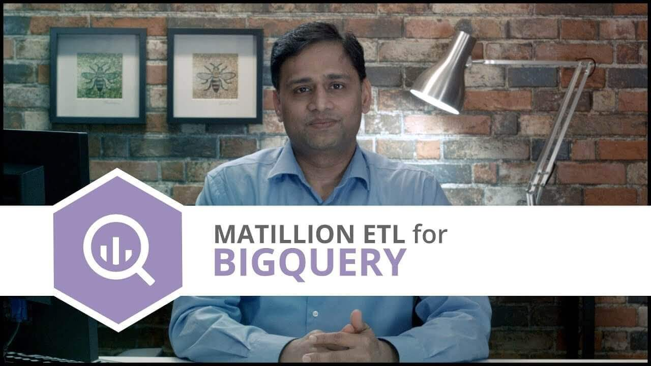 Tutorial | Microsoft SQL Server: Database Query Component | Matillion ETL for BigQuery