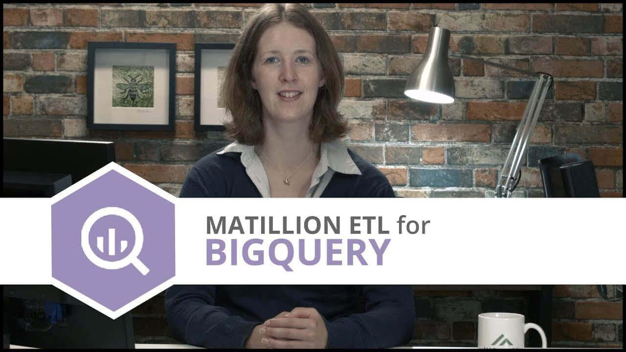 Tutorial | MongoDB Component | Matillion ETL for BigQuery