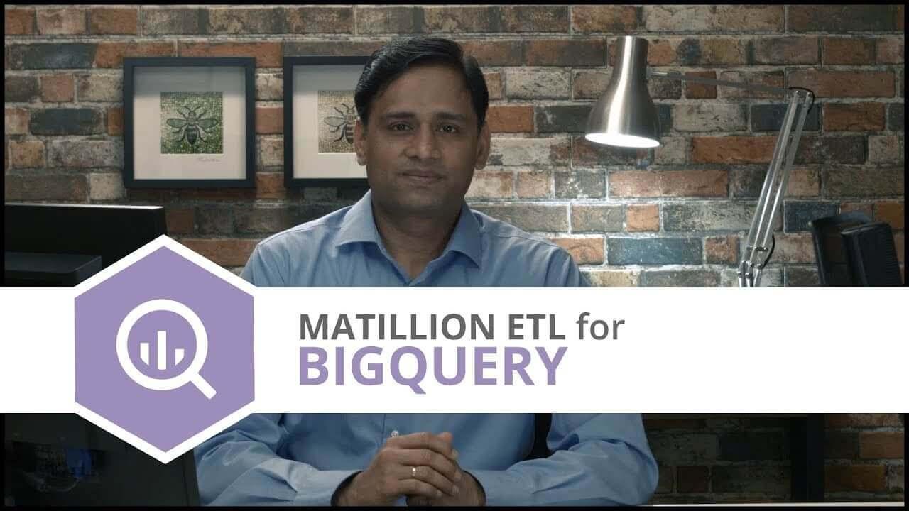 Tutorial | MYSQL: Database Query Component | Matillion ETL for BigQuery