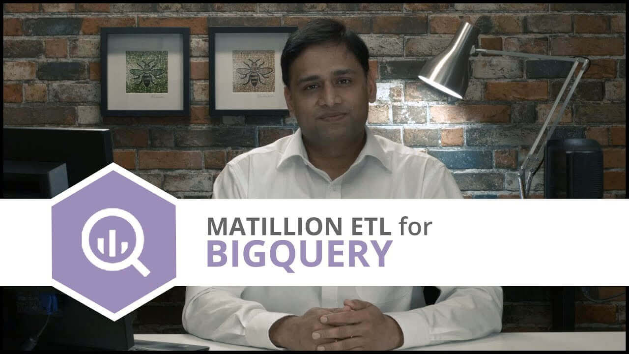 Tutorial | OData Query Component | Matillion ETL for BigQuery