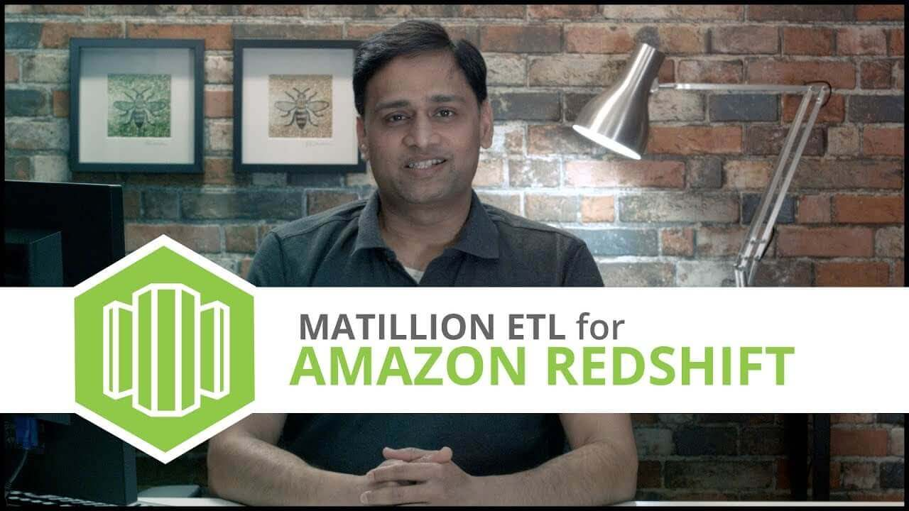 Tutorial | Oracle: Database Query Component | Matillion ETL for Amazon Redshift