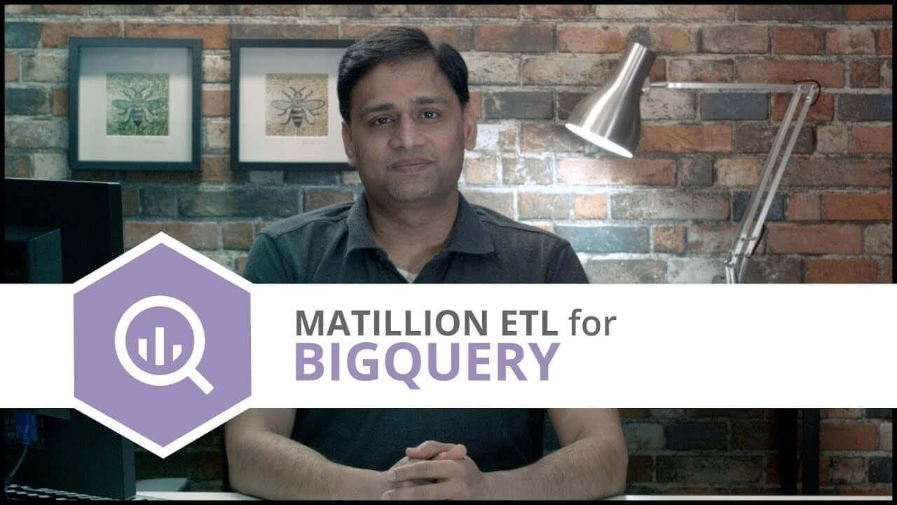 Tutorial | Oracle: Database Query Component | Matillion ETL for BigQuery