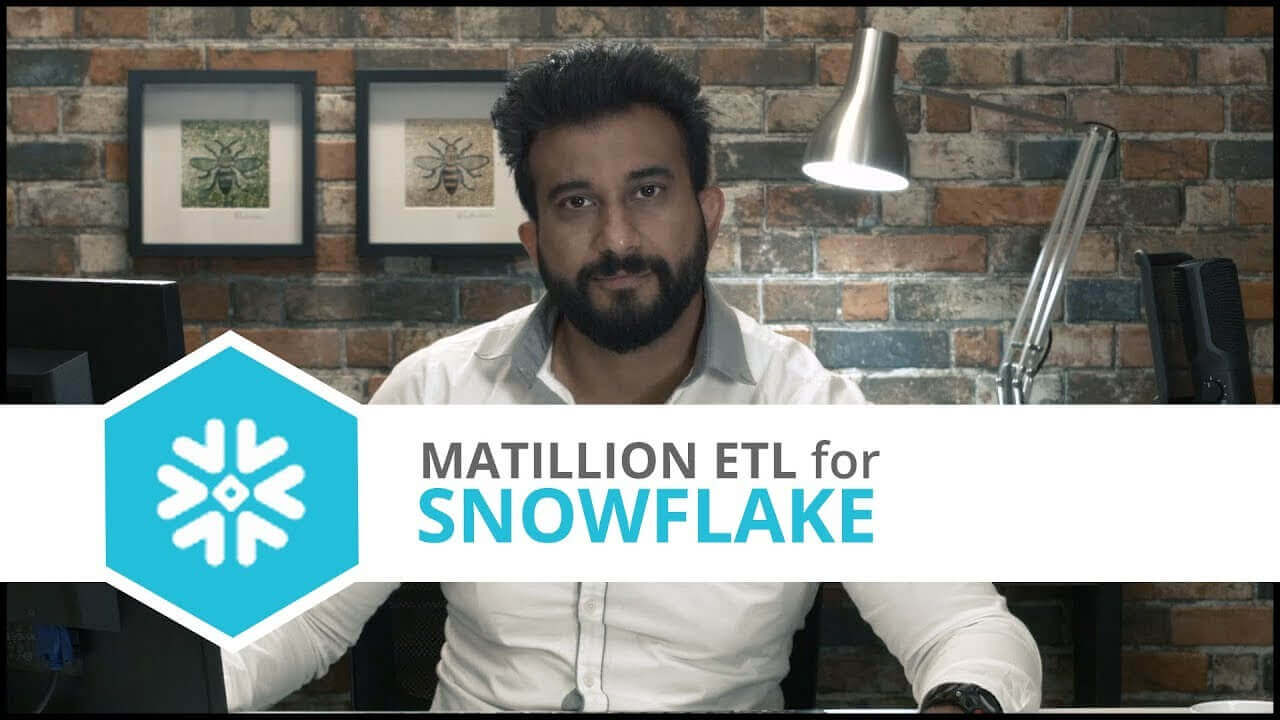 Tutorial | RDS Query Component | Matillion ETL for Snowflake