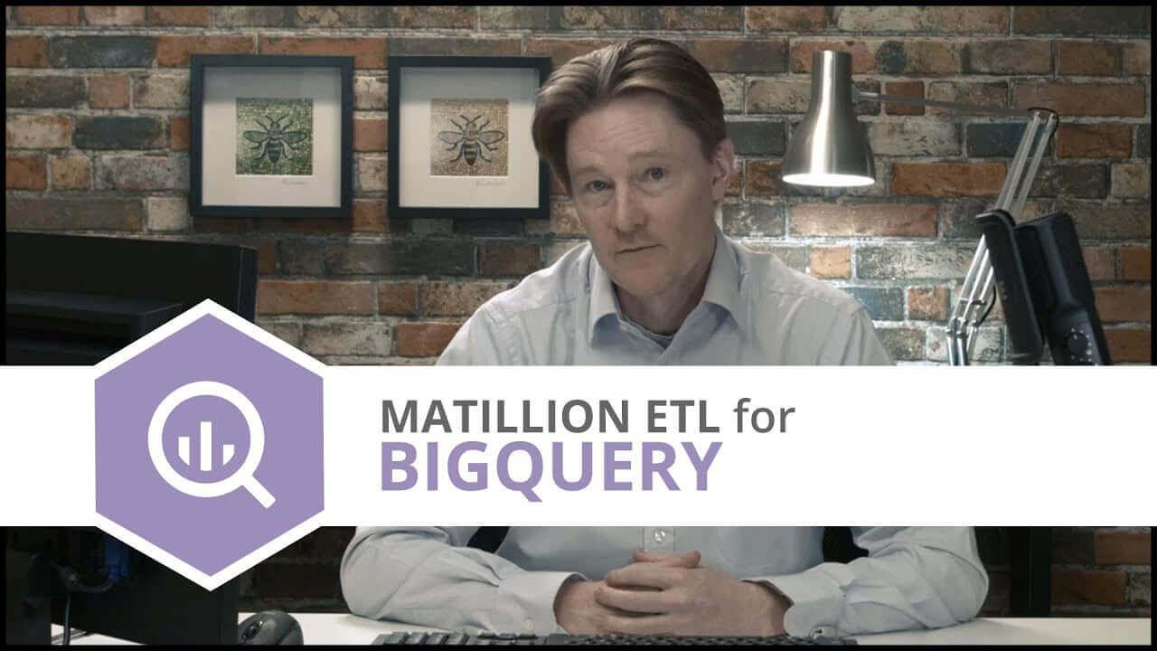 Tutorial | Salesforce Query Component | Matillion ETL for BigQuery