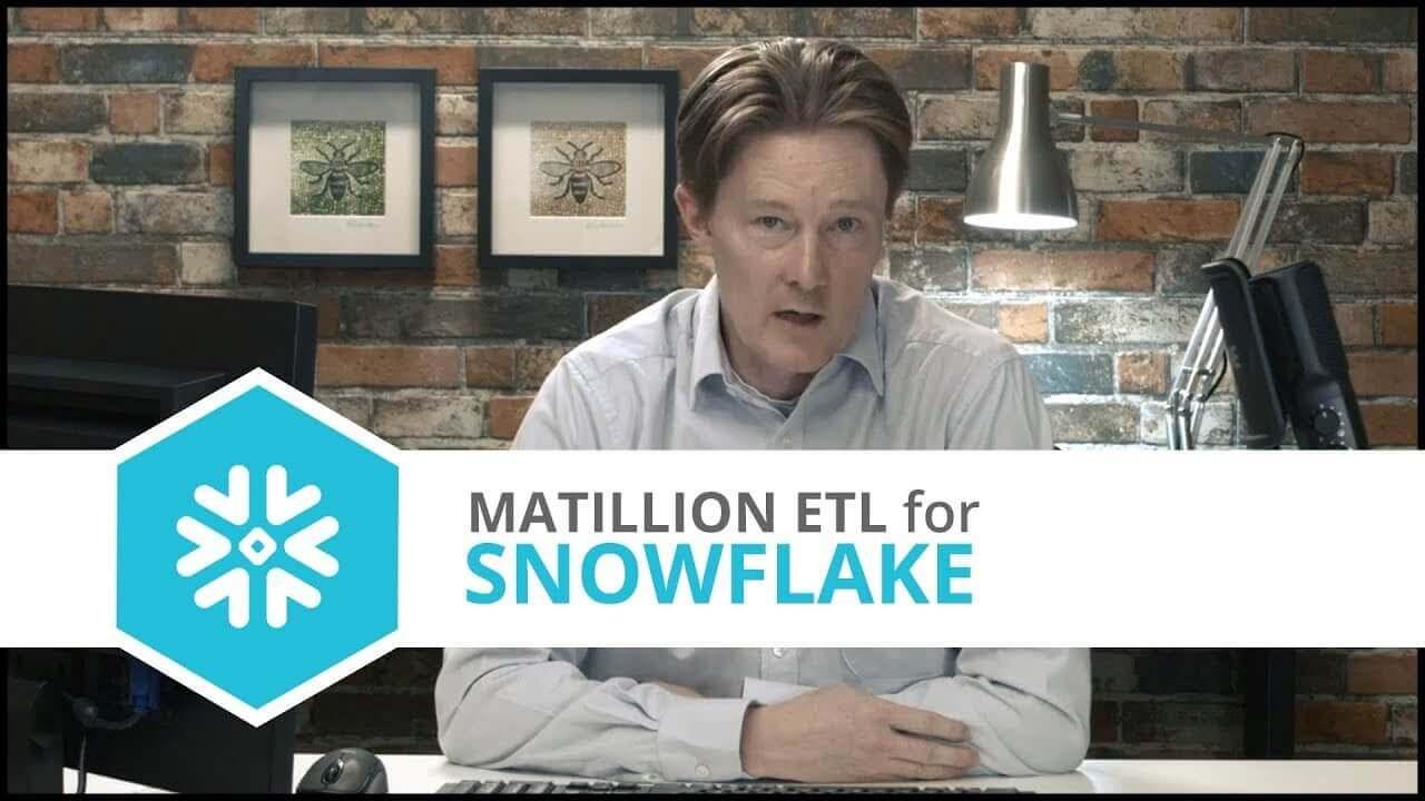 Tutorial | Salesforce Query Component | Matillion ETL for Snowflake