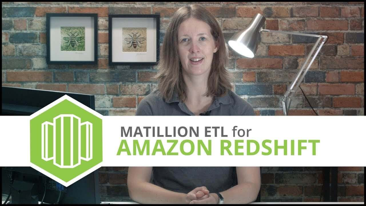 Tutorial | SAP Netweaver Query Component | Matillion ETL for Amazon Redshift