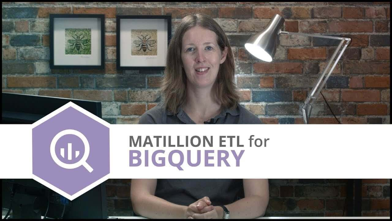 Tutorial | SAP Netweaver Query Component | Matillion ETL for BigQuery