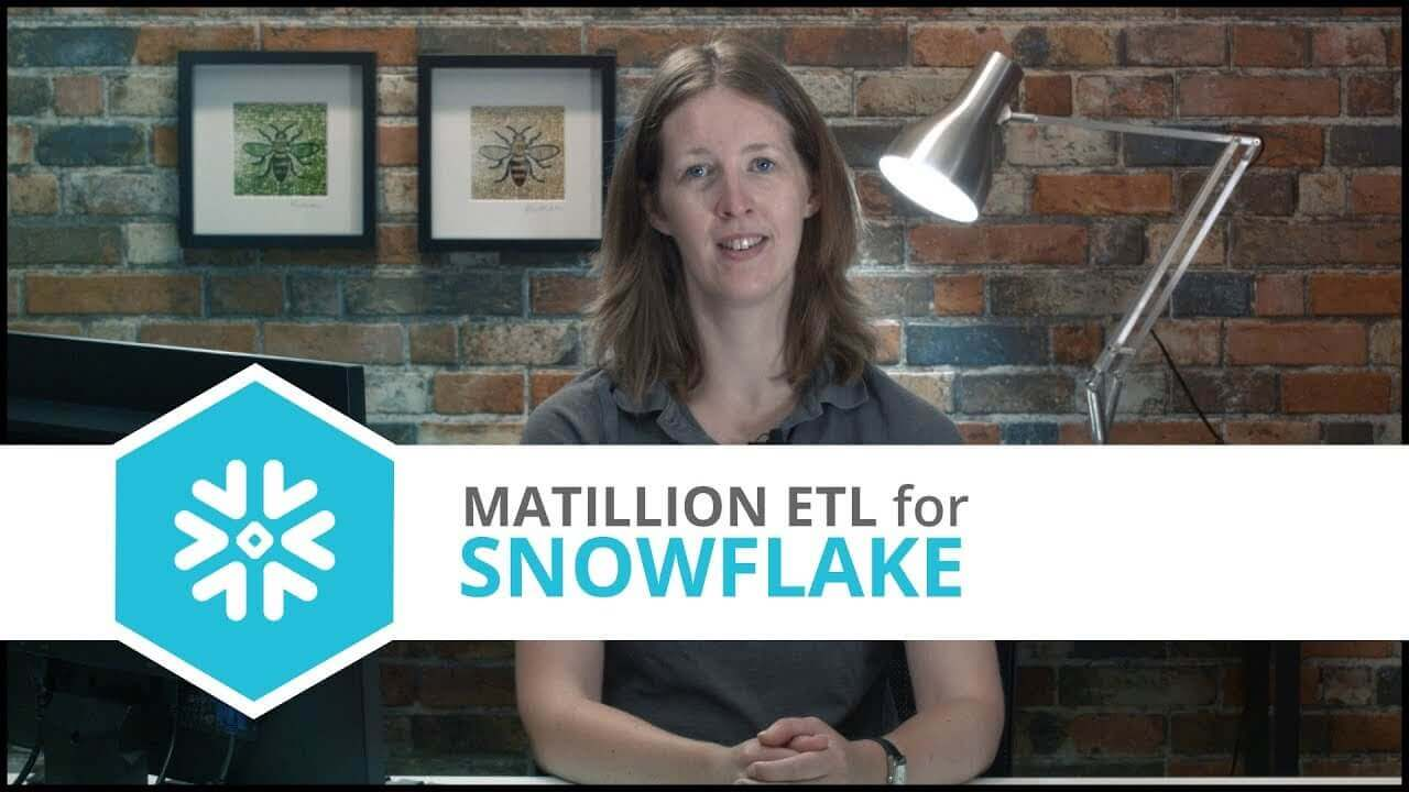 Tutorial | SAP Netweaver Query Component | Matillion ETL for Snowflake