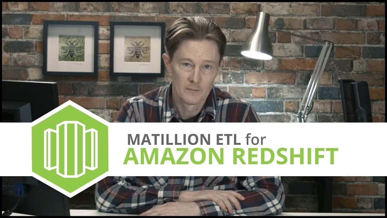 Tutorial | Scaling Your Instance Size | Matillion ETL for Amazon Redshift
