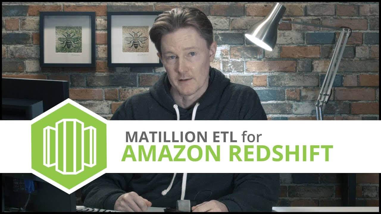 Tutorial | SQS Component & USB Traffic Light | Matillion ETL for Amazon Redshift