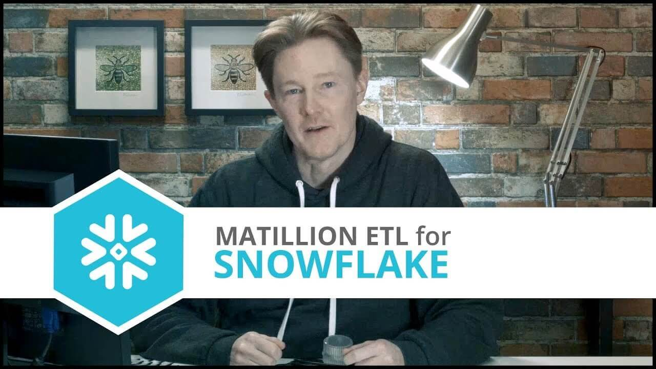 Tutorial | SQS Component & USB Traffic Light | Matillion ETL for Snowflake