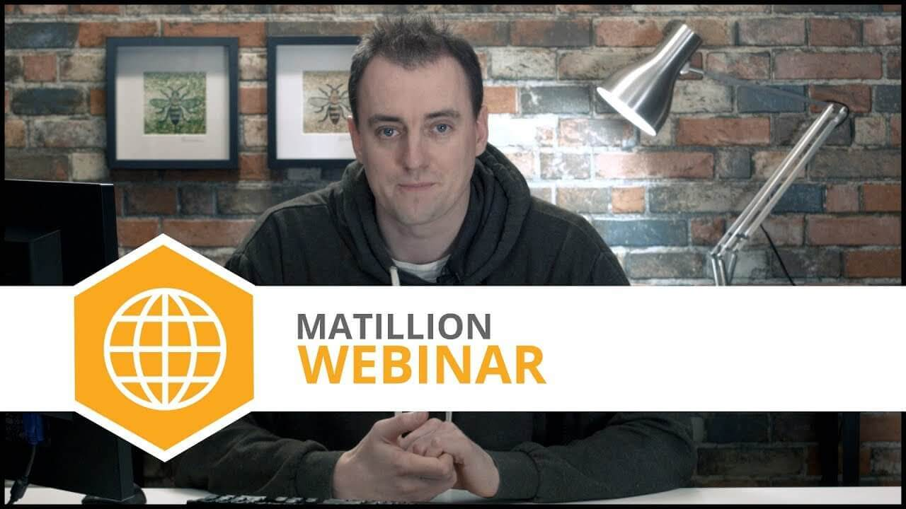 Webinar | Introducing Matillion ETL Version 1.32 + Q&A
