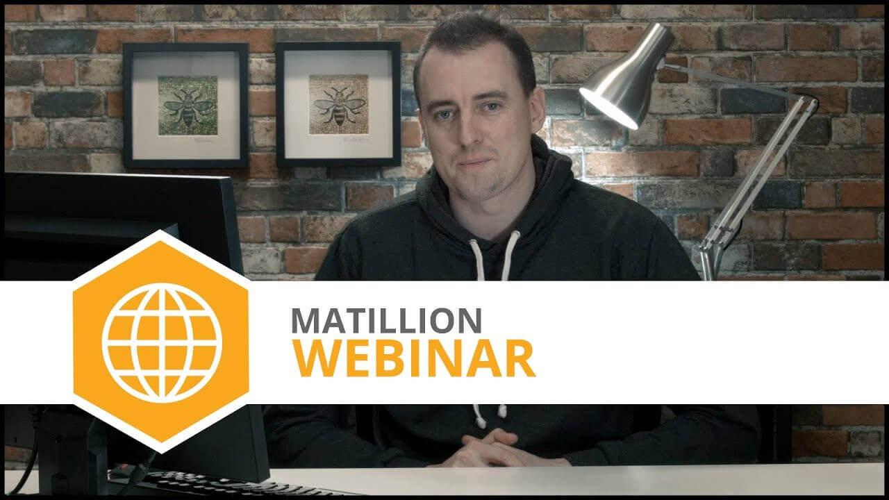 Webinar   Part 2: Using Amazon Redshift Spectrum From Matillion ETL + Q&A