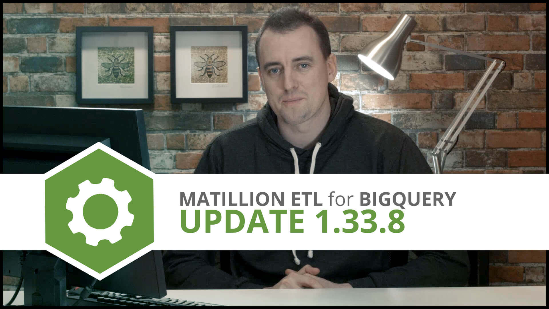 Update | 1.33.8 | Matillion ETL for BigQuery