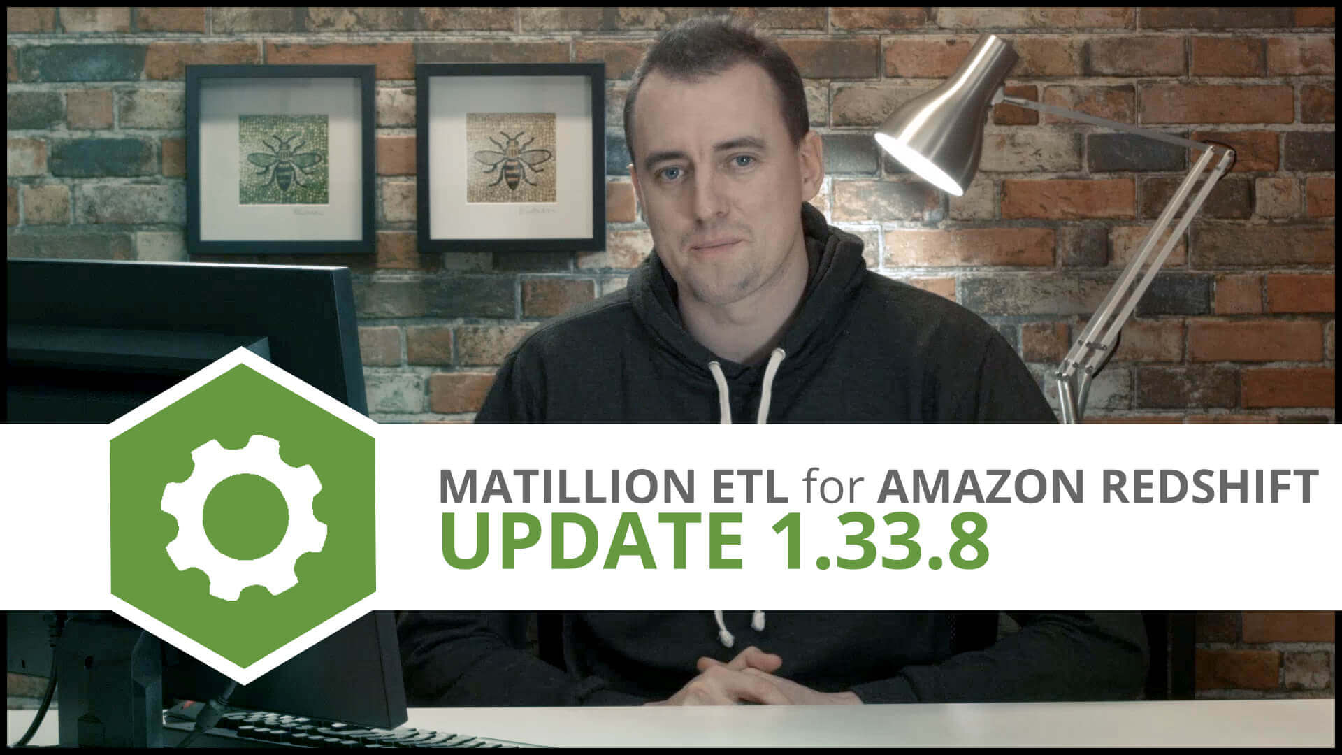 Update | 1.33.8 | Matillion ETL for Amazon Redshift