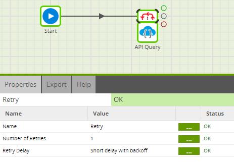 Error Handling ETL - Best Practices - Retry Pattern