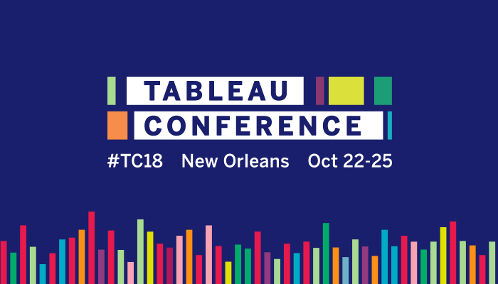 Join Matillion at the Tableau Conference 2018 in New Orleans