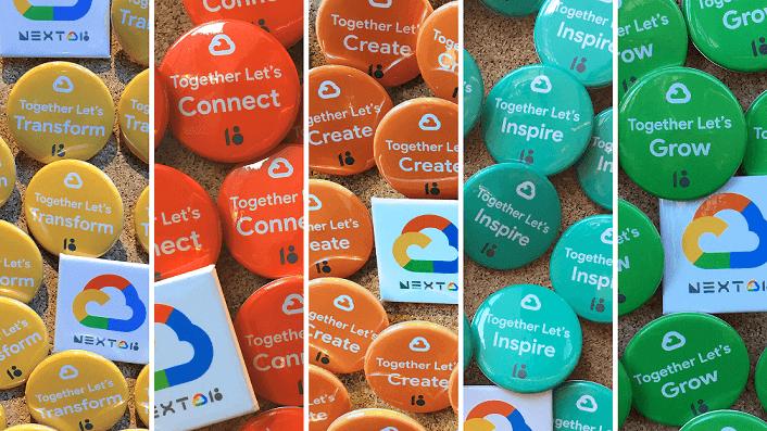 Visit Matillion at Google Cloud Next 2018 – London