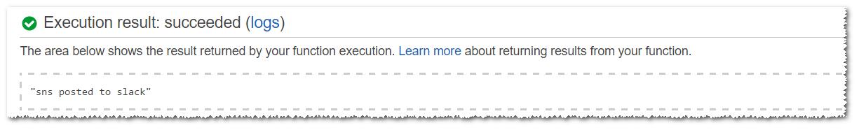 Integrating Slack with Matillion - lambda execution