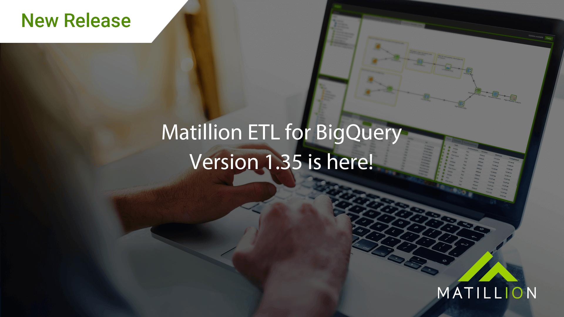matillion etl for bigquery 1.35 version release