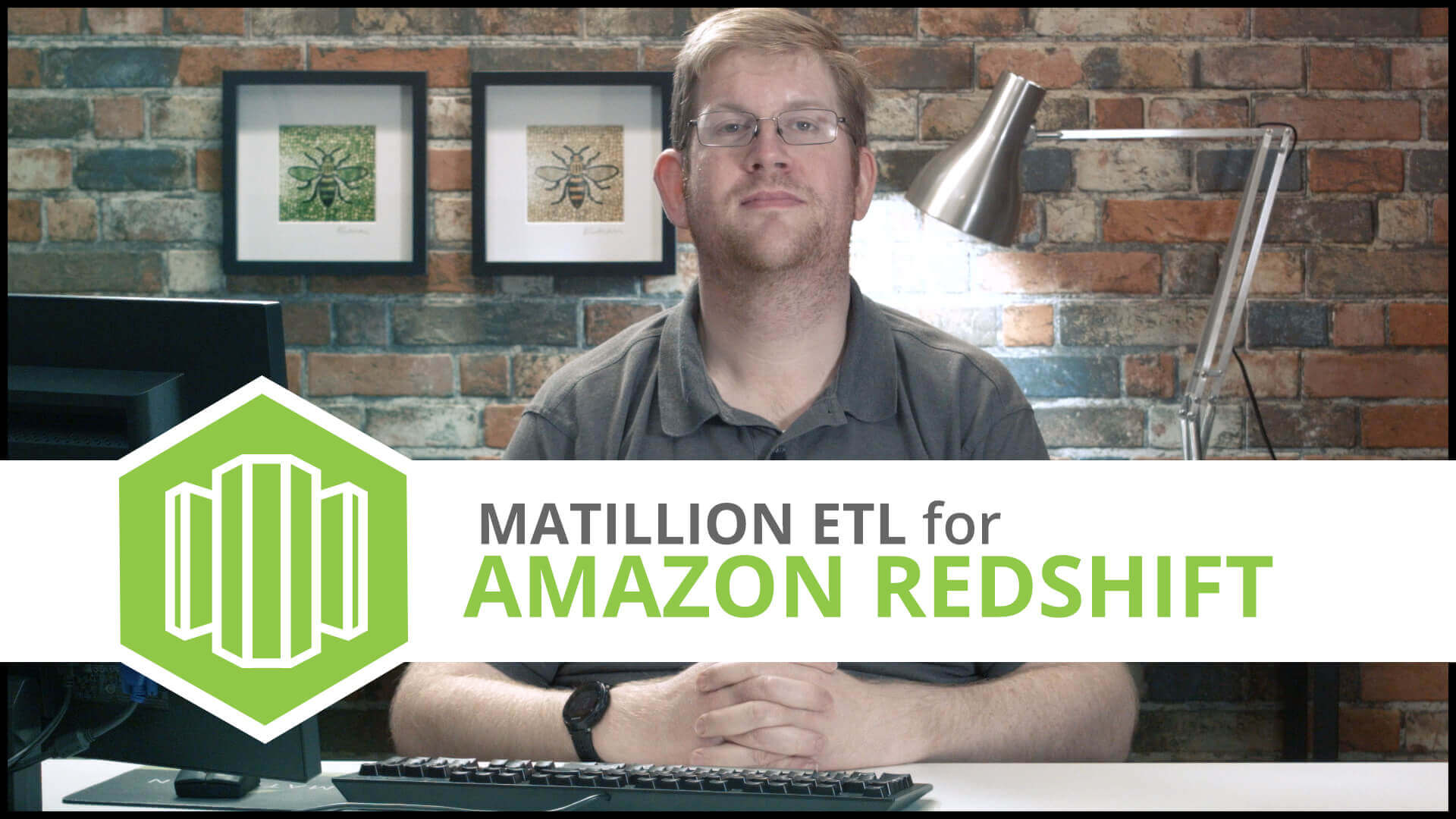 Building Your First Job in Under 15 Minutes | Matillion ETL for Amazon Redshift