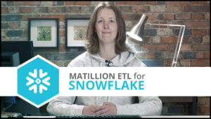 Tutorial | External Tables | Matillion ETL for Snowflake