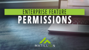 In-Detail: Permissions | Enterprise Feature | Matillion ETL