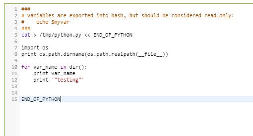 Improving Python Efficiency in Matillion: Generating Python File