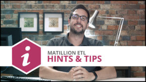 Handling Semi-Structured Data | Matillion ETL