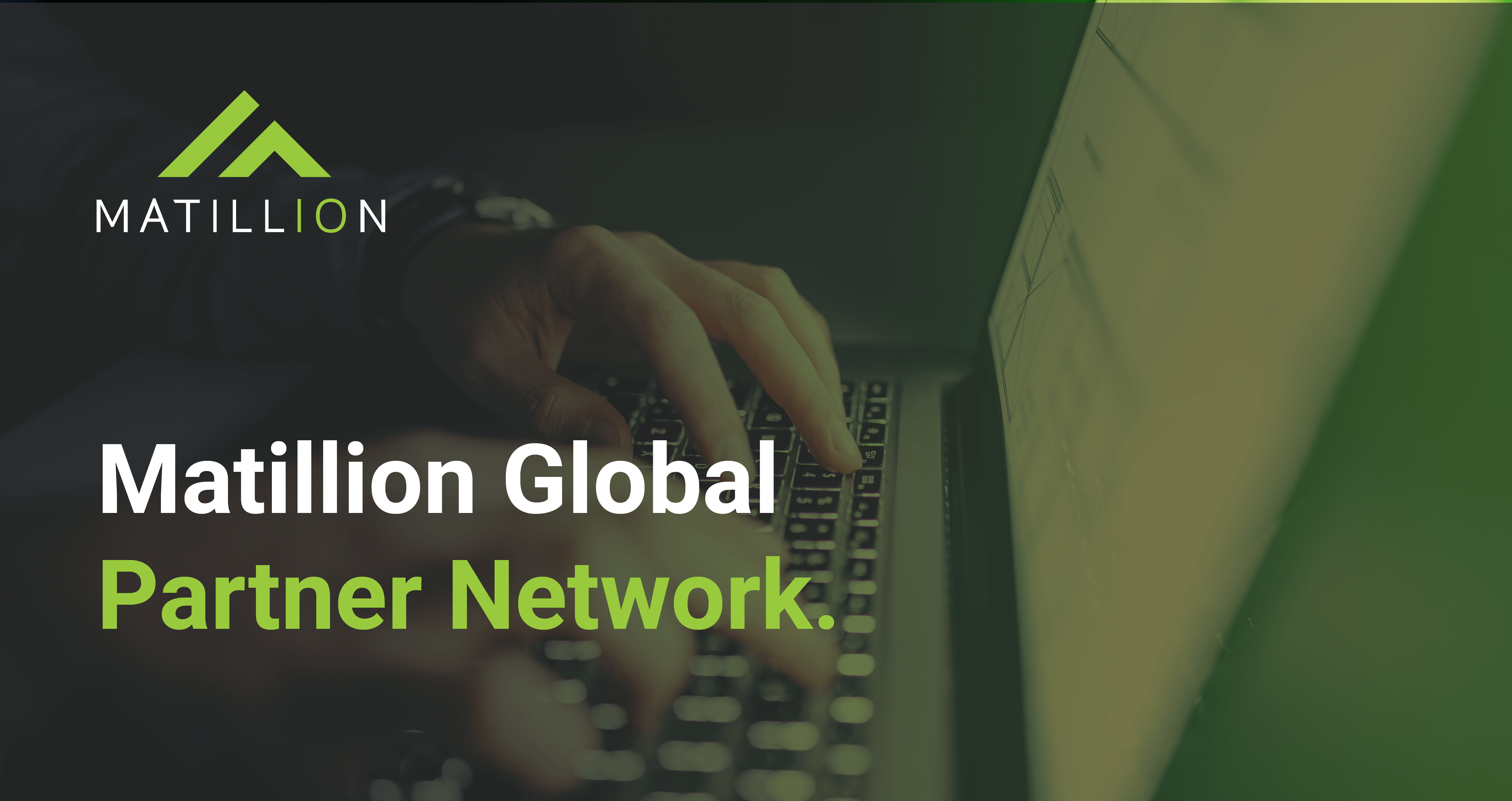 this is the latest matillion global partner network image