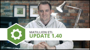 Update 1.40 | GIT Integration, Snowflake Streams, Nested & Repeated Fields | Matillion ETL