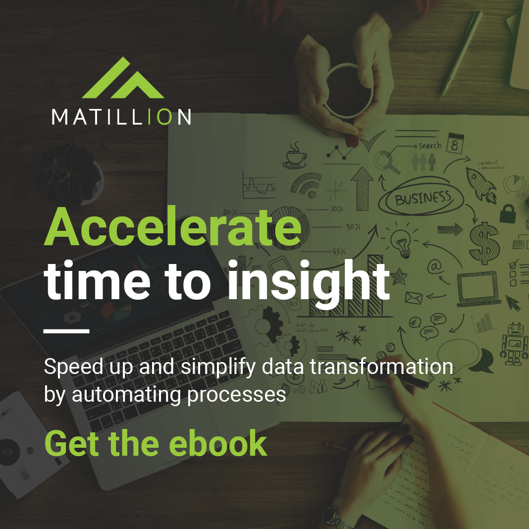 Simplify Data Transformation by Automating Processes