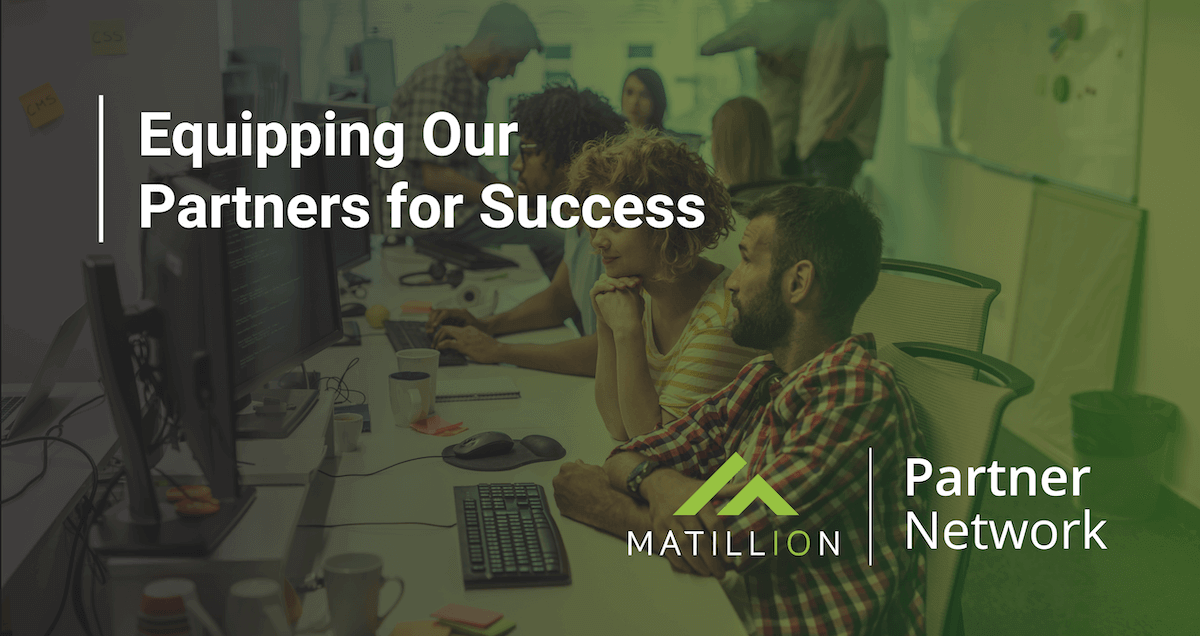 Matillion Partner Network: Equipping Partners for Success