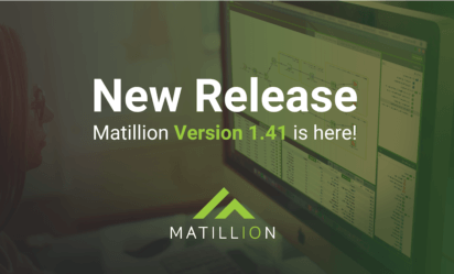 Matillion ETL Release 1.41 is here