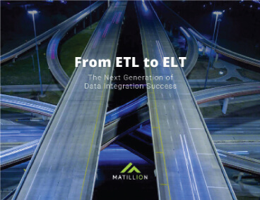 From ETL to ELT: The next generation of data integration success